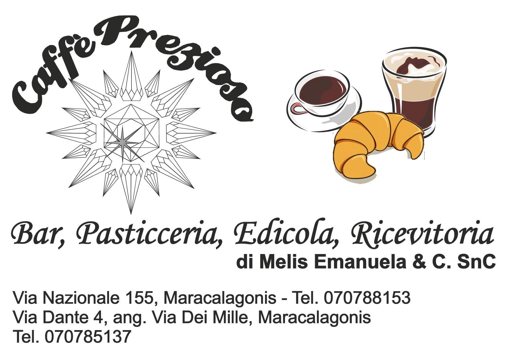 Banner Caffè Prezioso