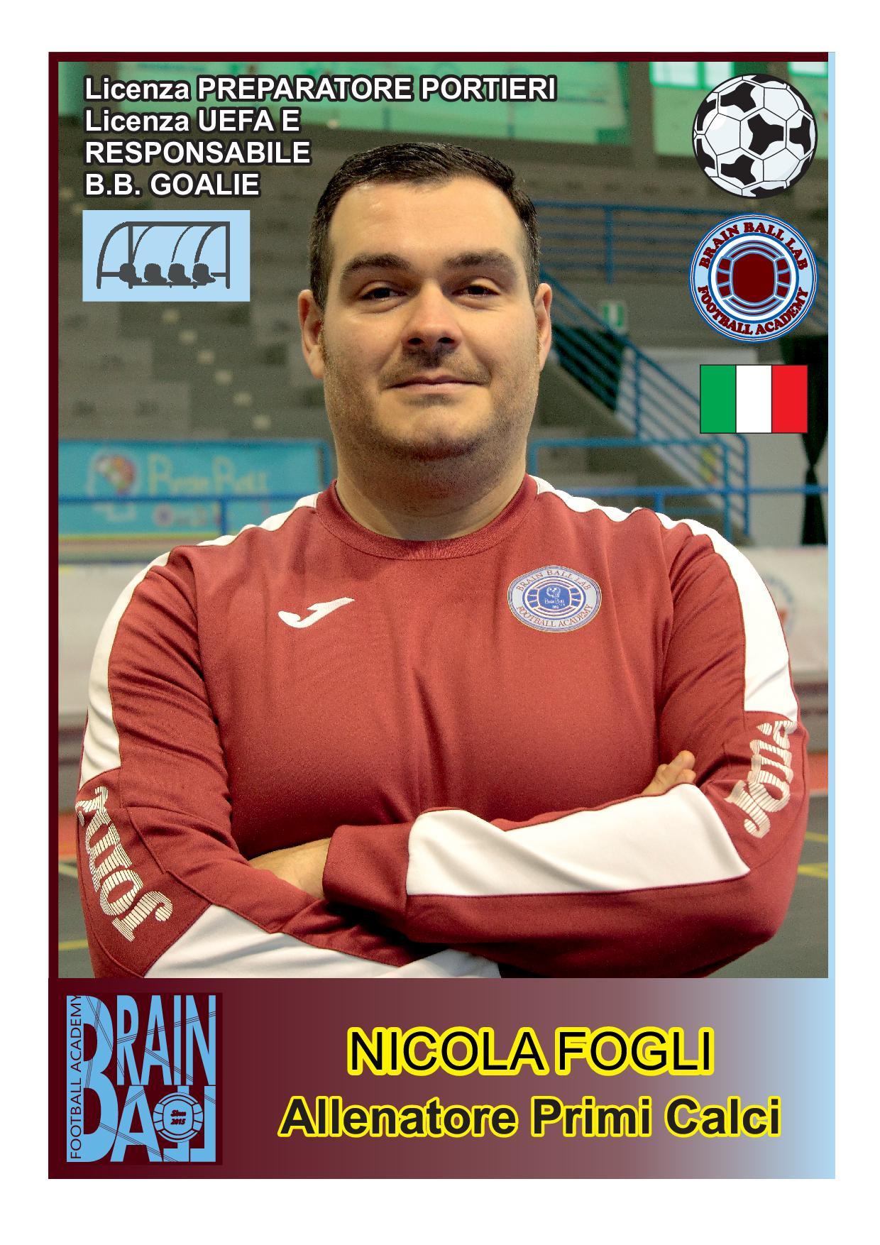 Nicola Fogli
